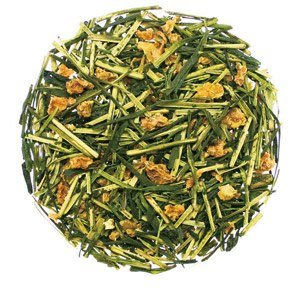 Green tea tangerine ,