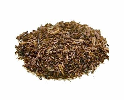 Organic green tea houjicha