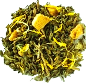 Organic Green Tea Mango