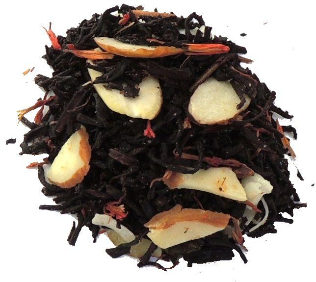 Black Tea with Toasted Almond Cookie