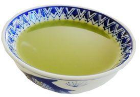 Organic green tea powder