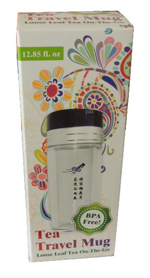 Travel tea Mug In a Box