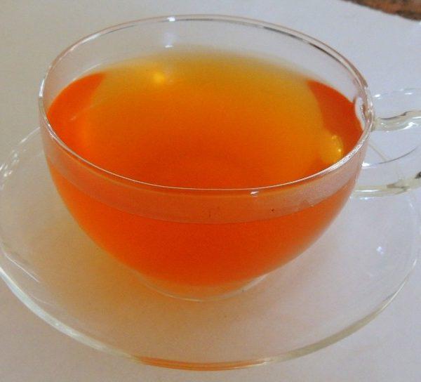 Dessert tea