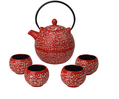 Chinese tea set for sale