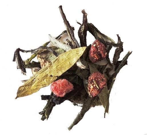 Slimming spa quality tea