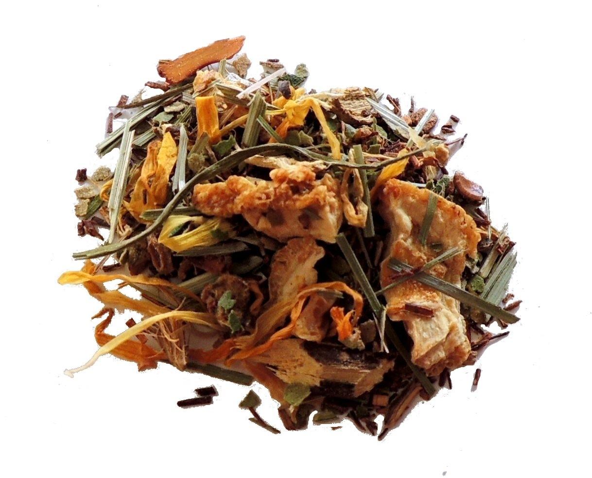 Detoxing tea