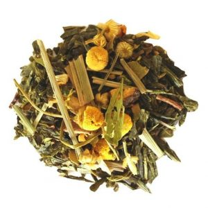 Green Tea with lemon grass and chamomile