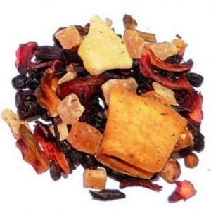 Tropical Fruit blend tisane
