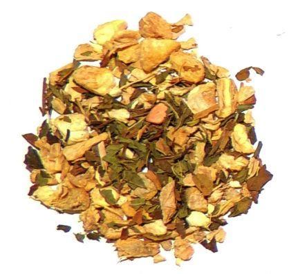 Ginger Mint Herbal tea