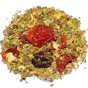Holybasil herbal tea