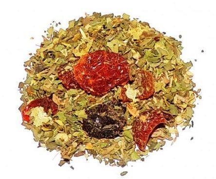 Holybasil herbal tea