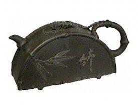 Asian style teapot