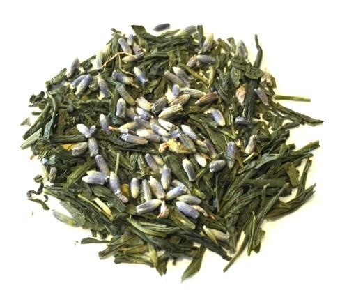 Lavender GreenTea