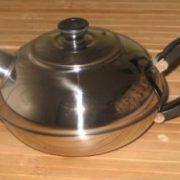 Steel-Teapot