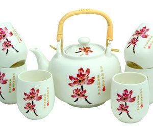 Porcelain Tea Set
