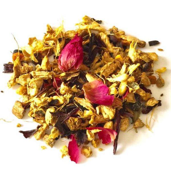 Turmeric Ginger Rose